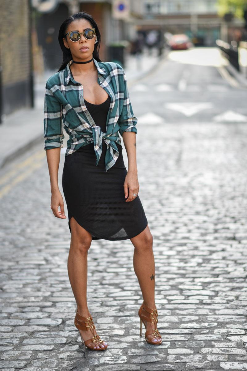 London Street Fashion Photography