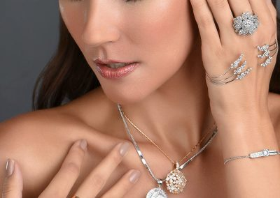 Jewellery On Model Eva