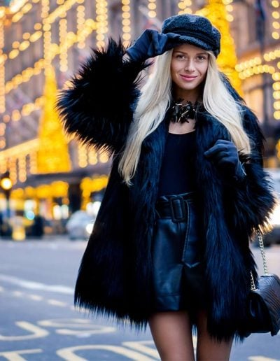 Fur Coats Fashion