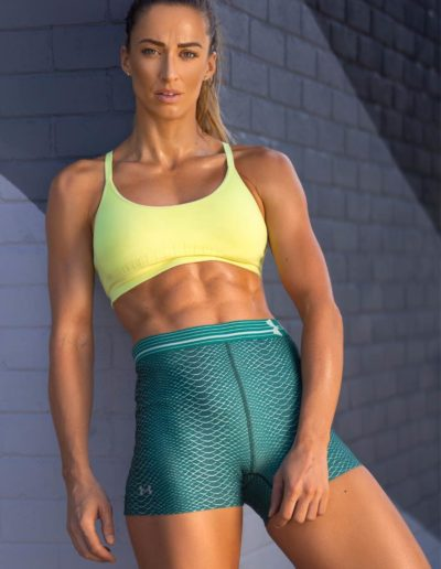 Fitness Wear by UnderArmour